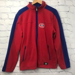 NHL Mens Montreal Canadians Sweater